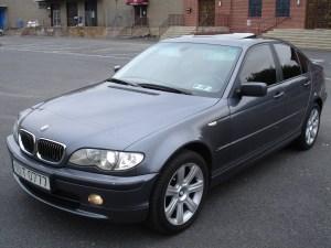 My soon to be BMW 330xi