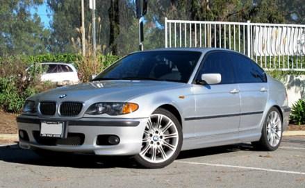 BMW 330i ZHP
